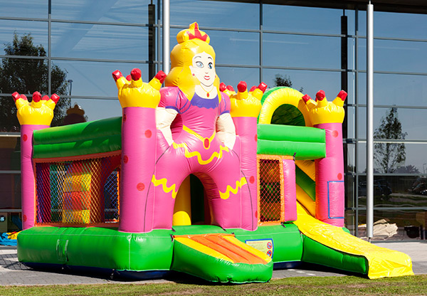 Springkasteel Multiplay Prinses huren