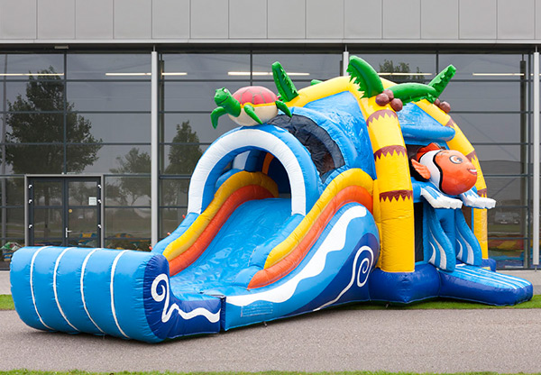 Springkasteel Multiplay Super Nemo huren